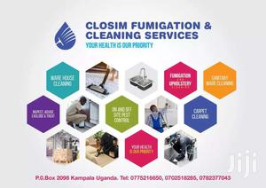 Fumigation And Cleaning Services | Cleaning Services for sale in Central Region, Kampala