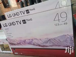 UHD 4K 49inches LG Smart TV Web Os