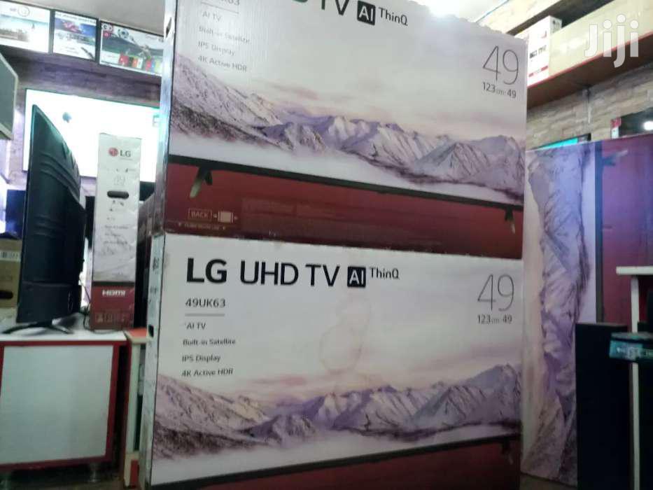 Archive: LG 49inches SMART 4K DIGITAL FLAT SCREEN TV, 2019 MODEL