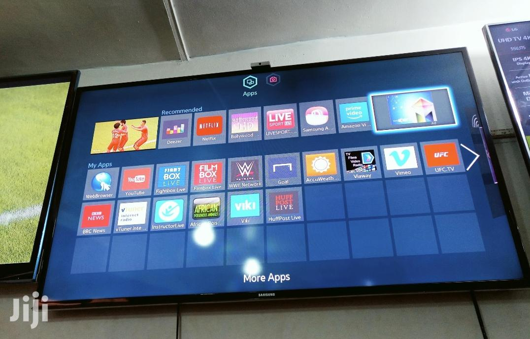 Samsung 55 Inches Smart 3D 4k TV
