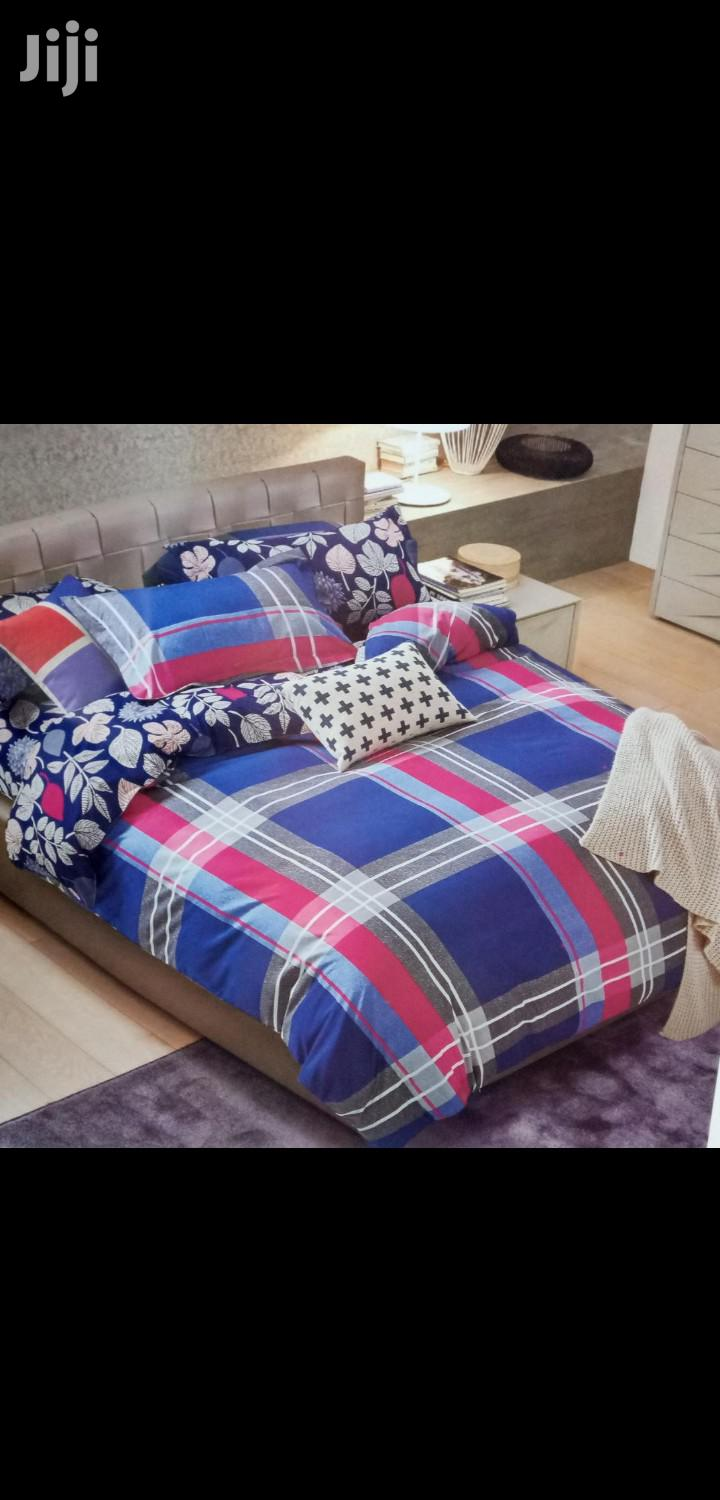 Duvet Comes With Bed Sheets and Pillow Case