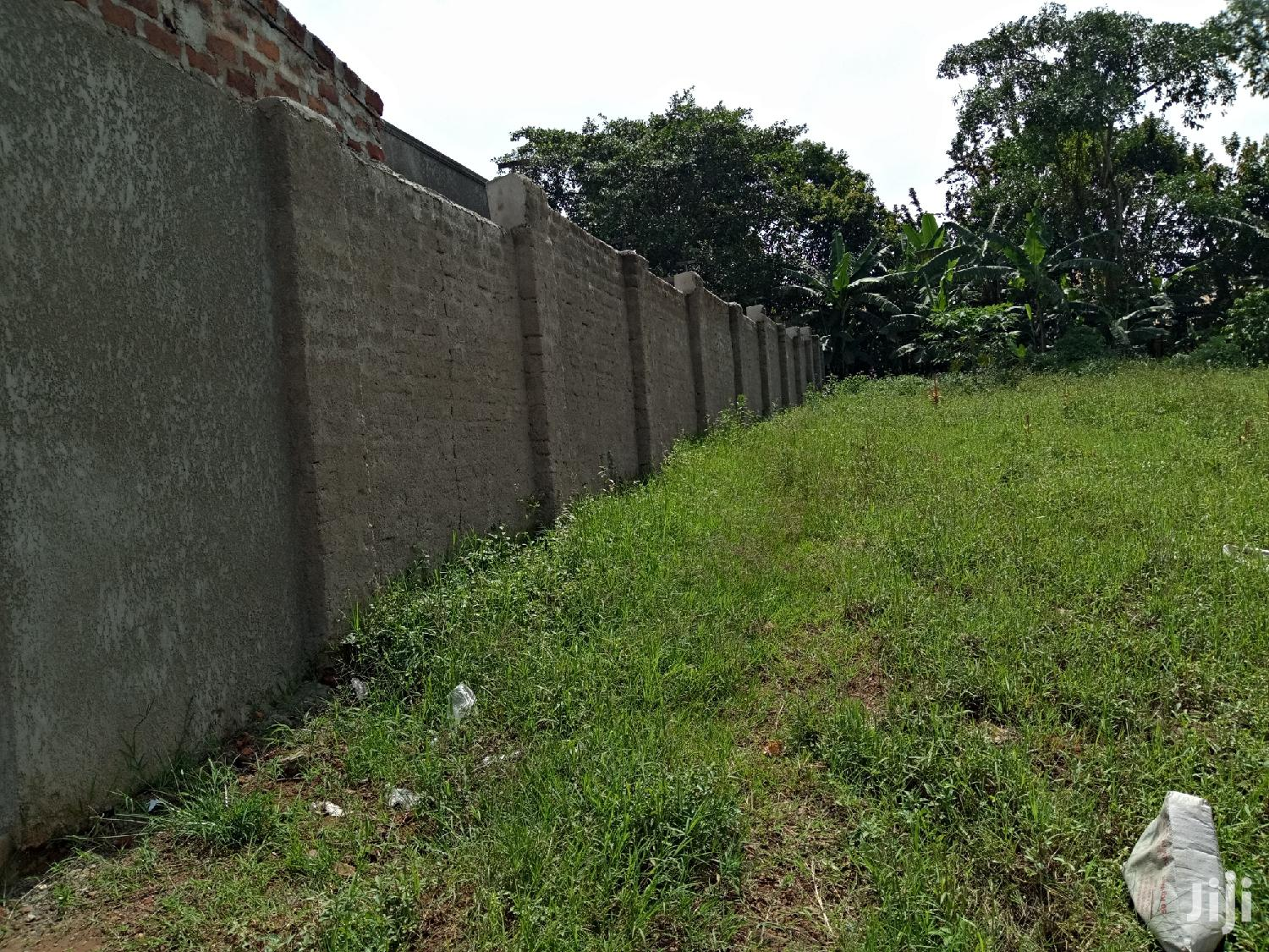 Kira Stunning Plot Near the Main Road Being Tarmacked for Quick Sell | Land & Plots For Sale for sale in Kampala, Central Region, Uganda