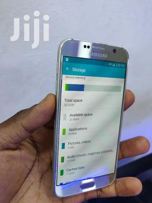 Samsung Galaxy S6 32 GB Silver | Mobile Phones for sale in Central Region, Kampala