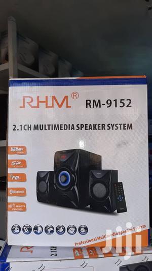 RHM 9152 2 In 1 Multimedia Speaker System | Audio & Music Equipment for sale in Central Region, Kampala