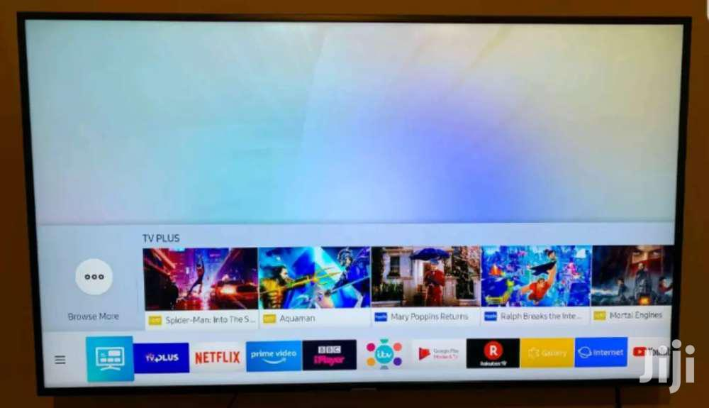 65inches Samsung Curve UHD 4K Smart