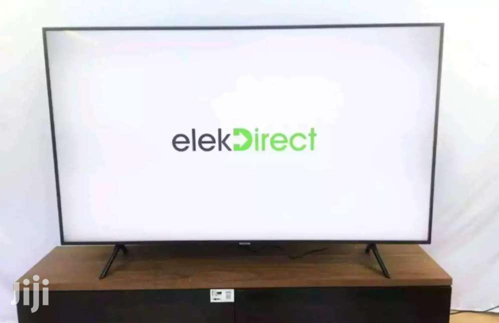 65inches Samsung Curve UHD 4K Smart | TV & DVD Equipment for sale in Kampala, Central Region, Uganda