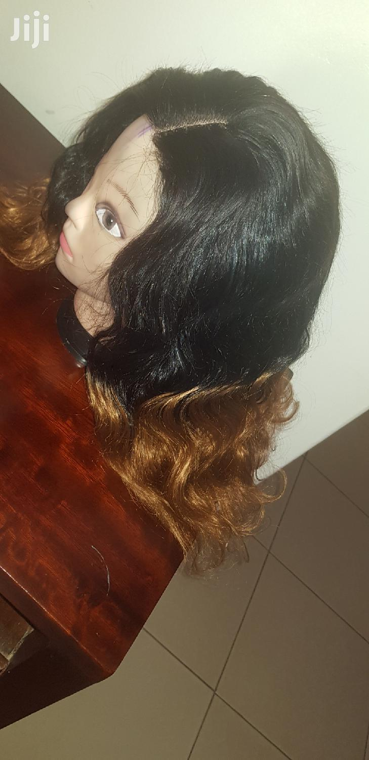 Archive: Human Hair Wig