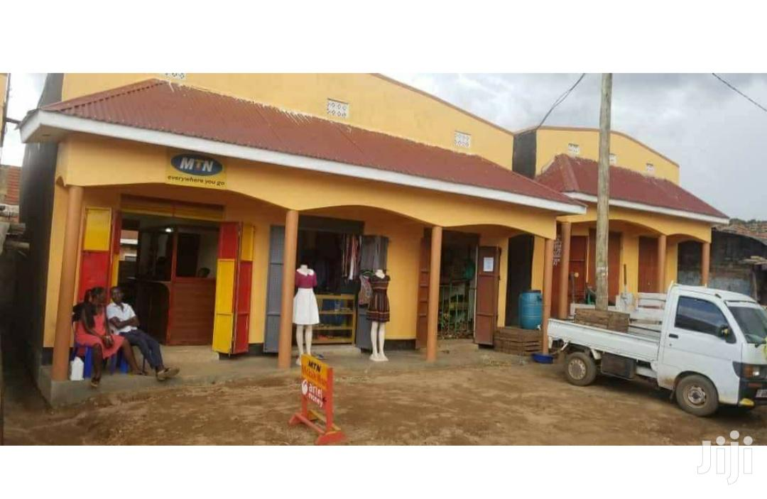 Five Units Shops In Lweza Entebbe Road For Sale   Commercial Property For Sale for sale in Kampala, Central Region, Uganda