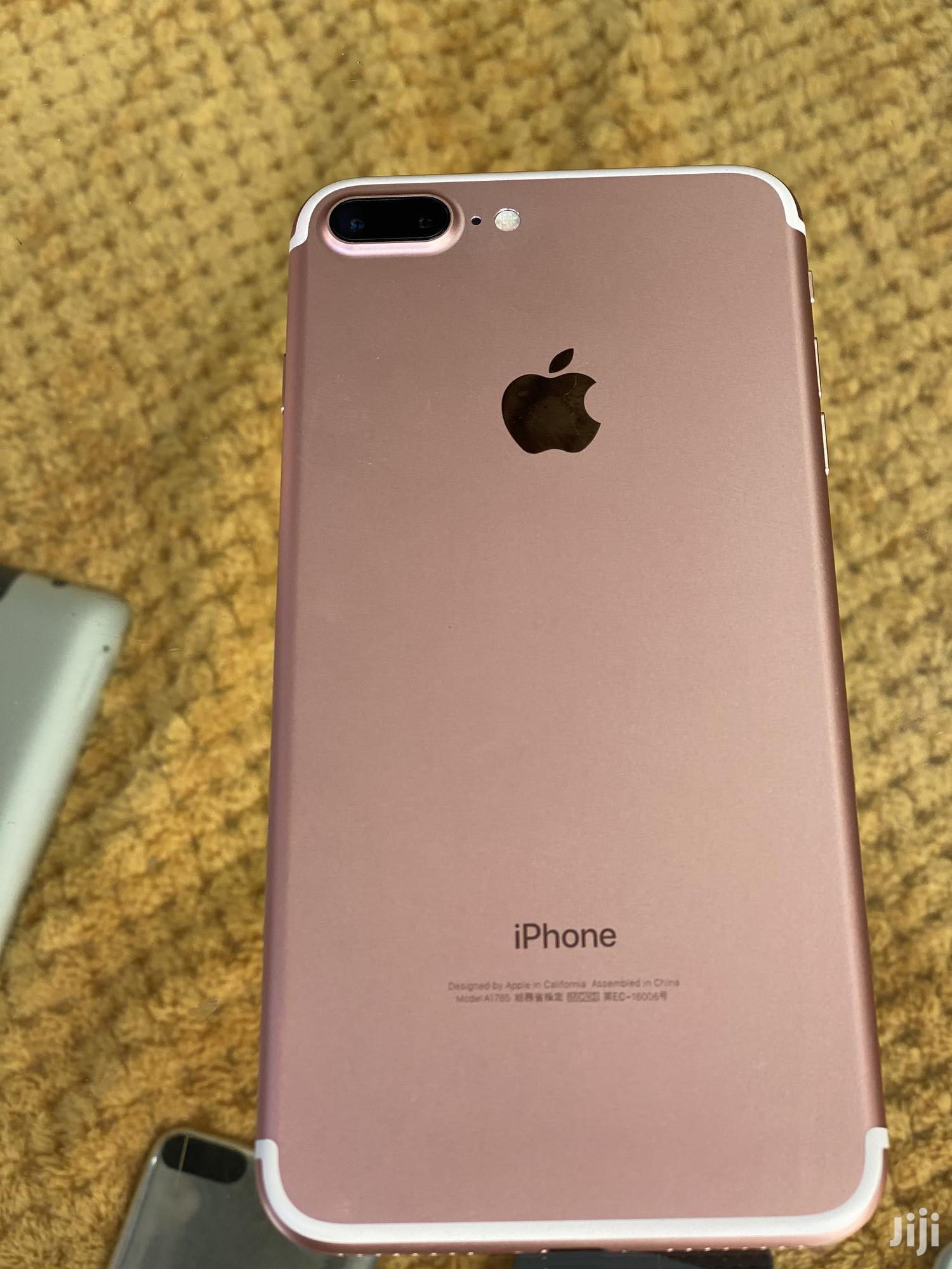 New Apple iPhone 7 Plus 32 GB Gold