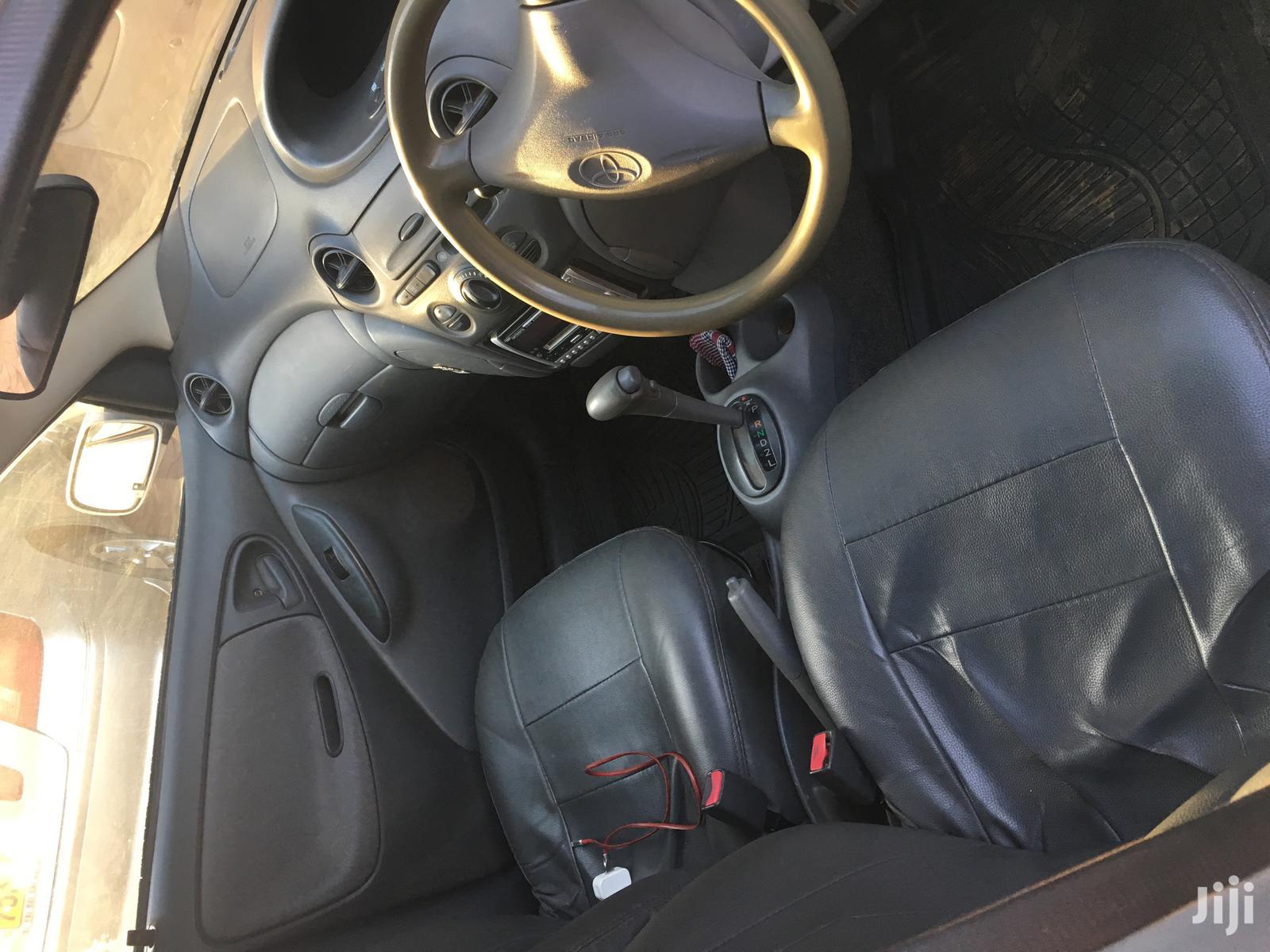 Toyota Vitz 2004 Gray | Cars for sale in Kampala, Central Region, Uganda