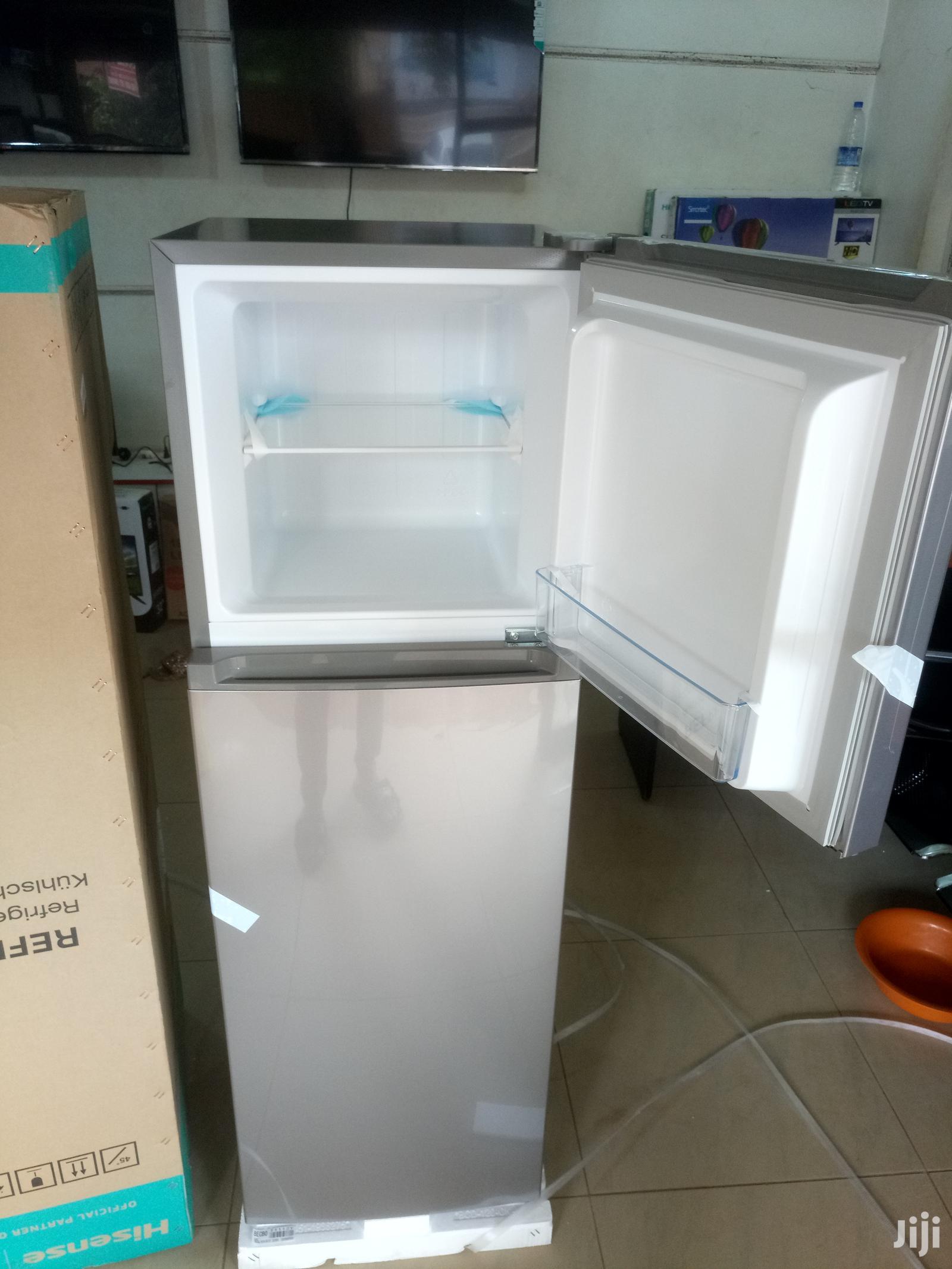 HISENSE 220litres Double Door Refrigerator   Kitchen Appliances for sale in Kampala, Central Region, Uganda