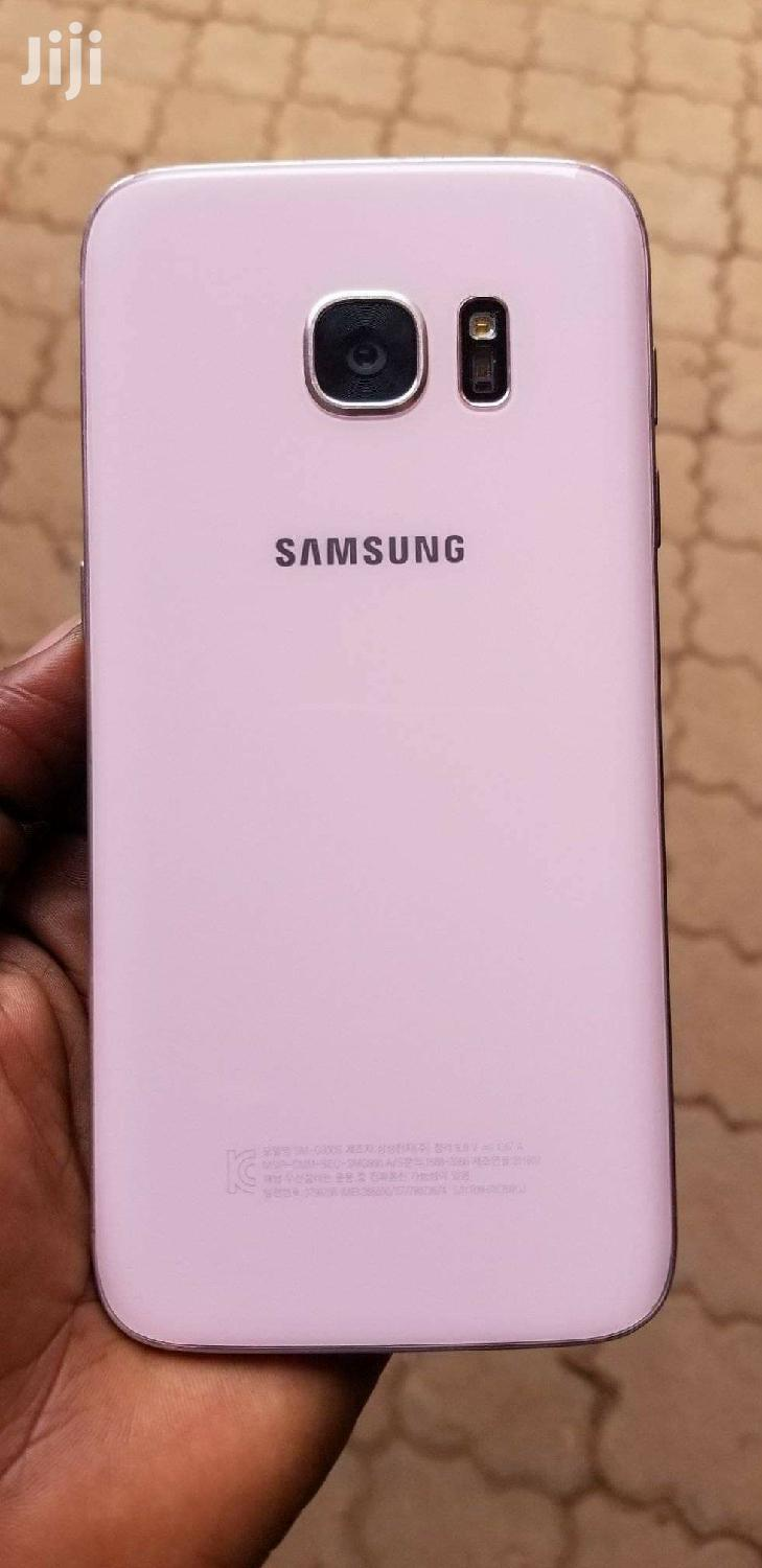 New Samsung Galaxy S7 32 GB Gold   Mobile Phones for sale in Kampala, Central Region, Uganda