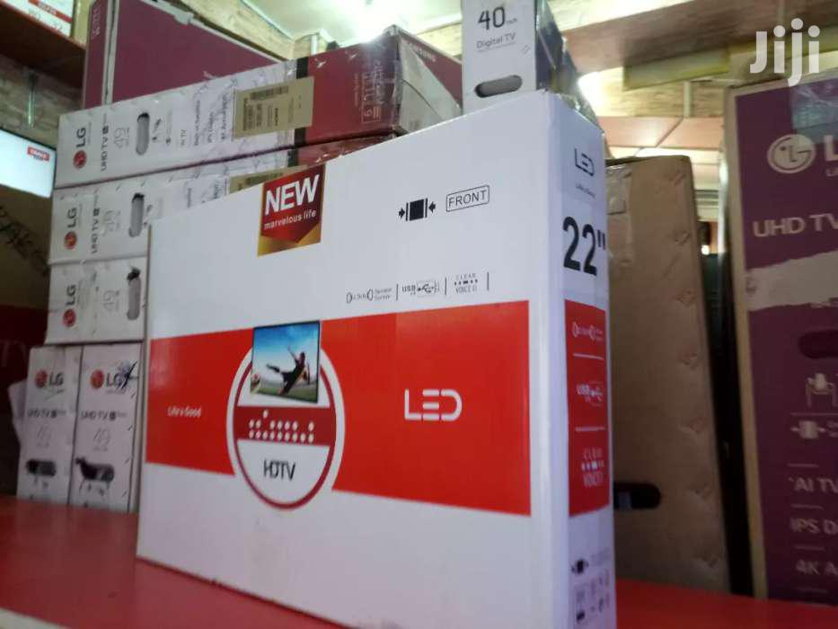 LG 22 INCHES DIGITAL FLAT SCREEN TV | TV & DVD Equipment for sale in Kampala, Central Region, Uganda