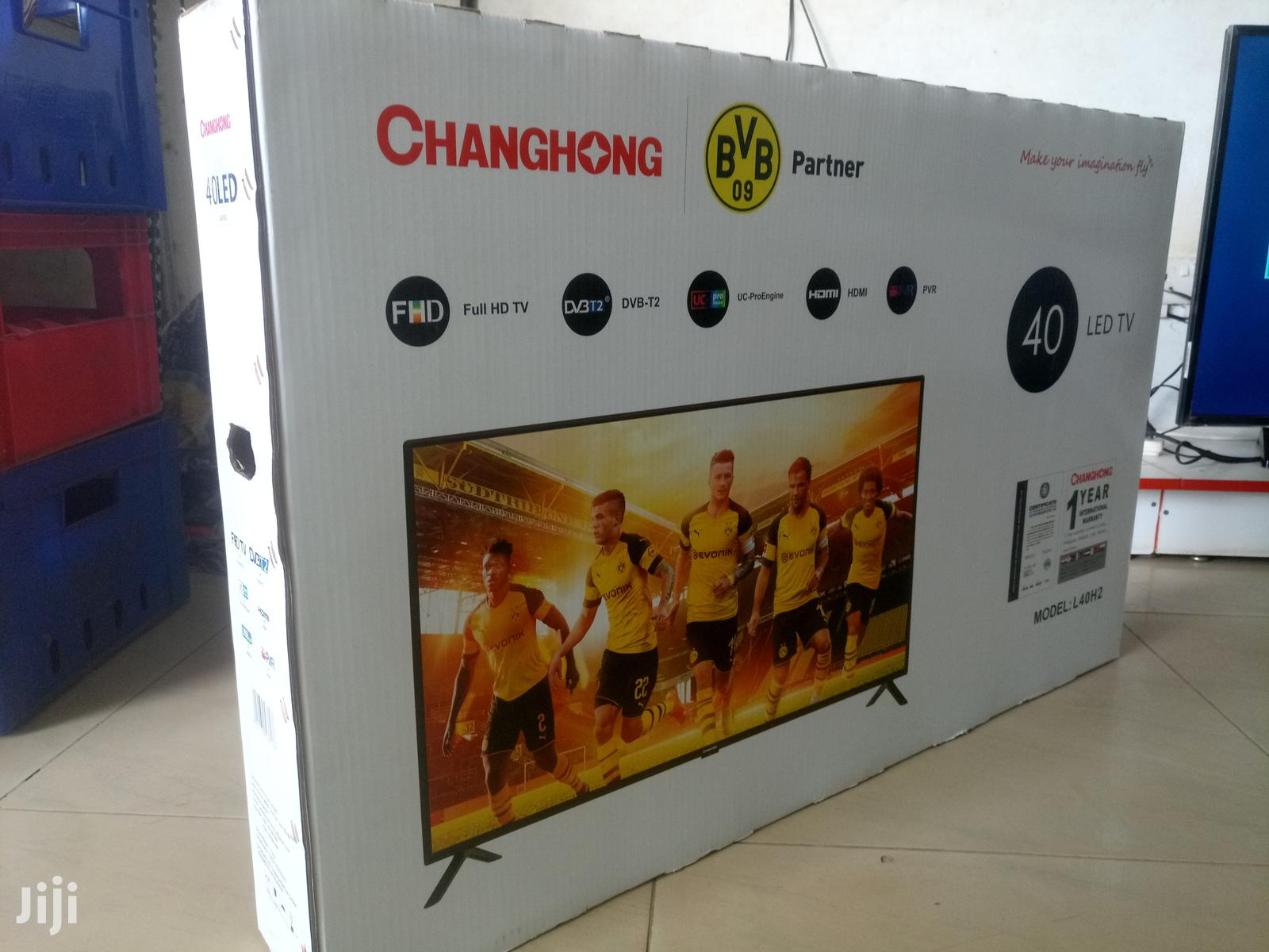 Changhong Flat Screen Digital TV 40 Inches | TV & DVD Equipment for sale in Kampala, Central Region, Uganda