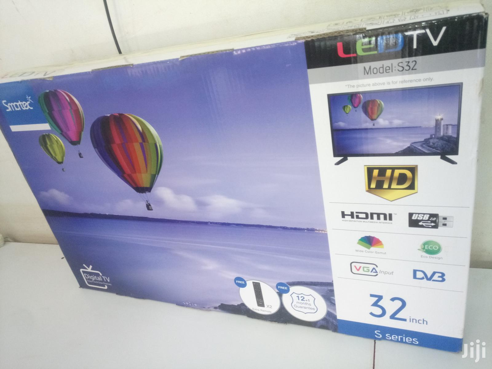 Smartec Flat Screen Digital TV 32 Inches