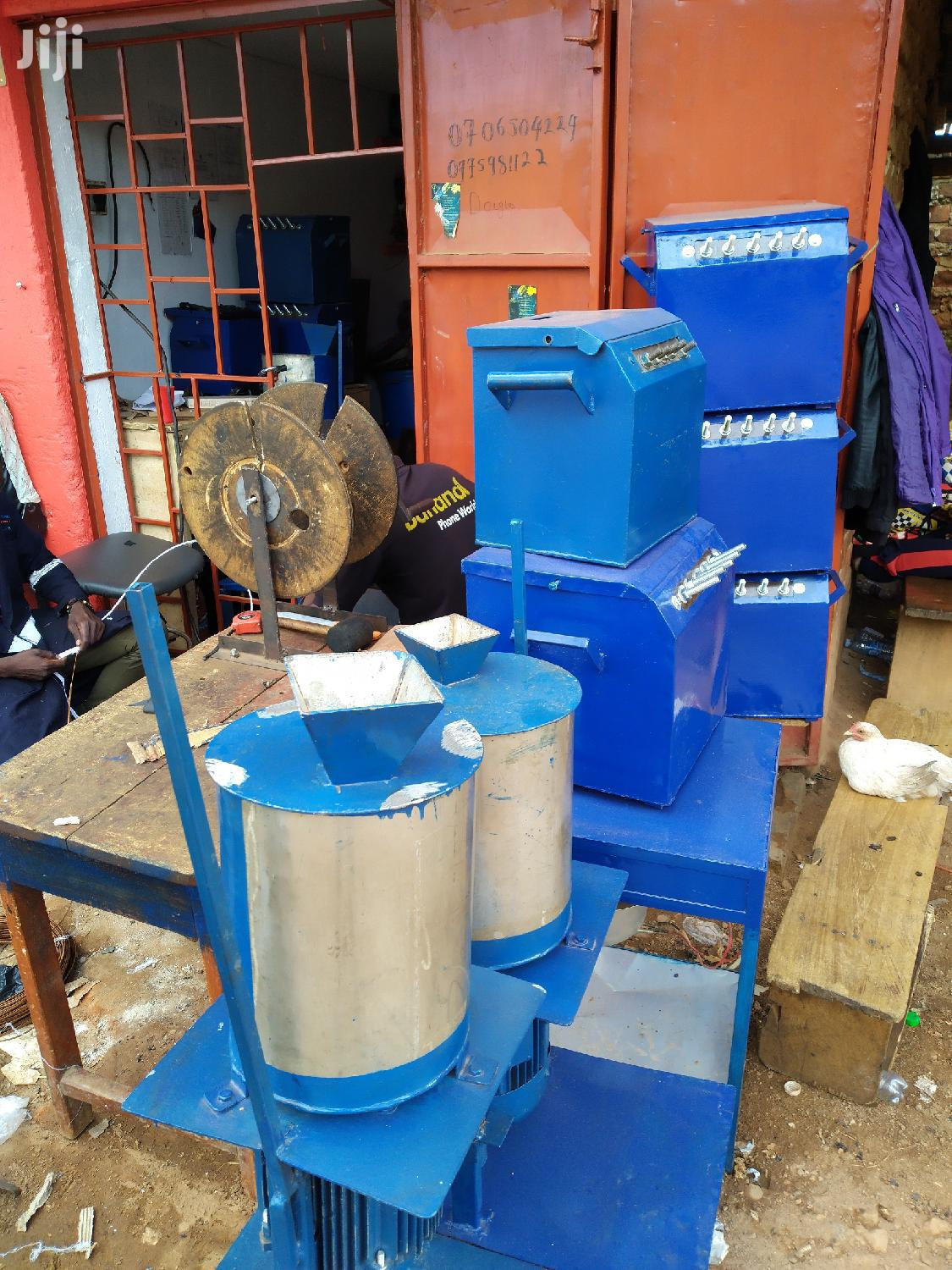 Motor Rewinding And Welding Machines | Electrical Equipment for sale in Kampala, Central Region, Uganda
