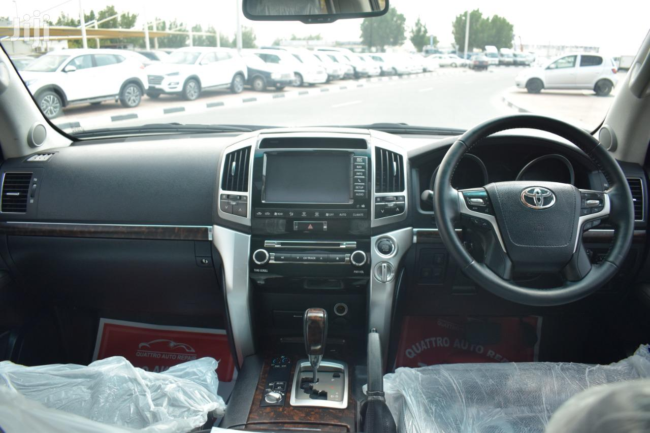 Toyota Land Cruiser 2017 Gray | Cars for sale in Kampala, Central Region, Uganda