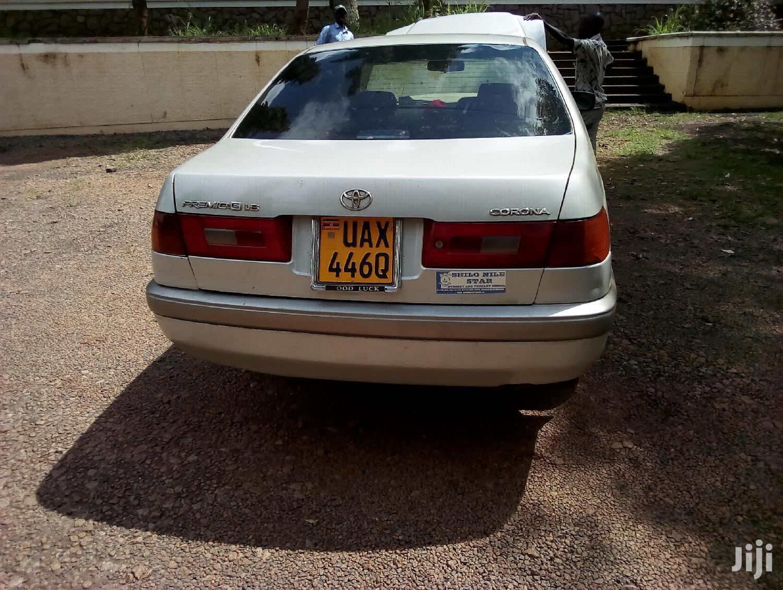Toyota Premio 1998 White | Cars for sale in Jinja, Eastern Region, Uganda