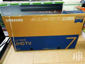New Samsung Curved Smart UHD 4k TV 65 Inches | TV & DVD Equipment for sale in Central Region, Kampala