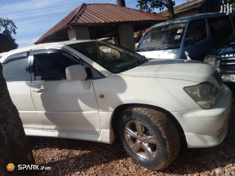 Toyota Harrier 1998 White | Cars for sale in Kalangala, Central Region, Uganda