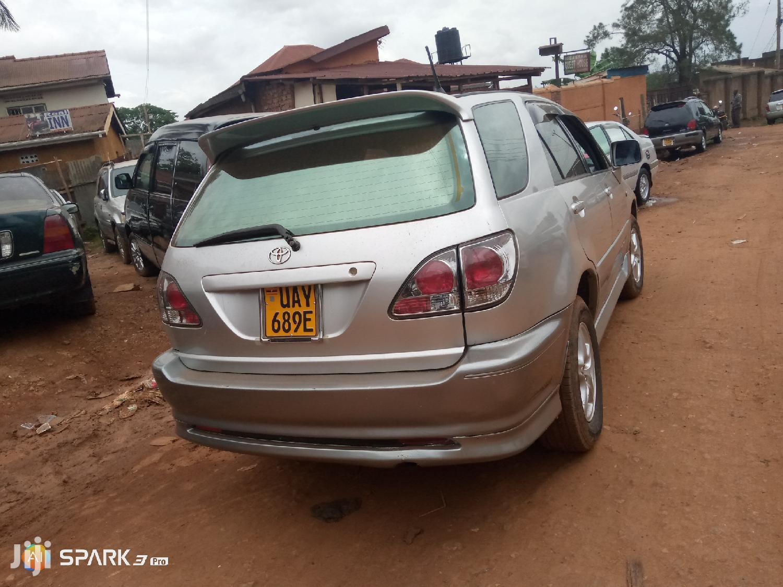Toyota Harrier 2000 Silver | Cars for sale in Kalangala, Central Region, Uganda