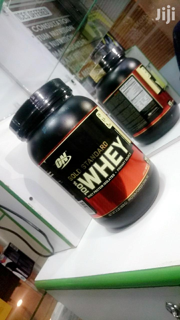 Whey Protein | Vitamins & Supplements for sale in Kampala, Central Region, Uganda