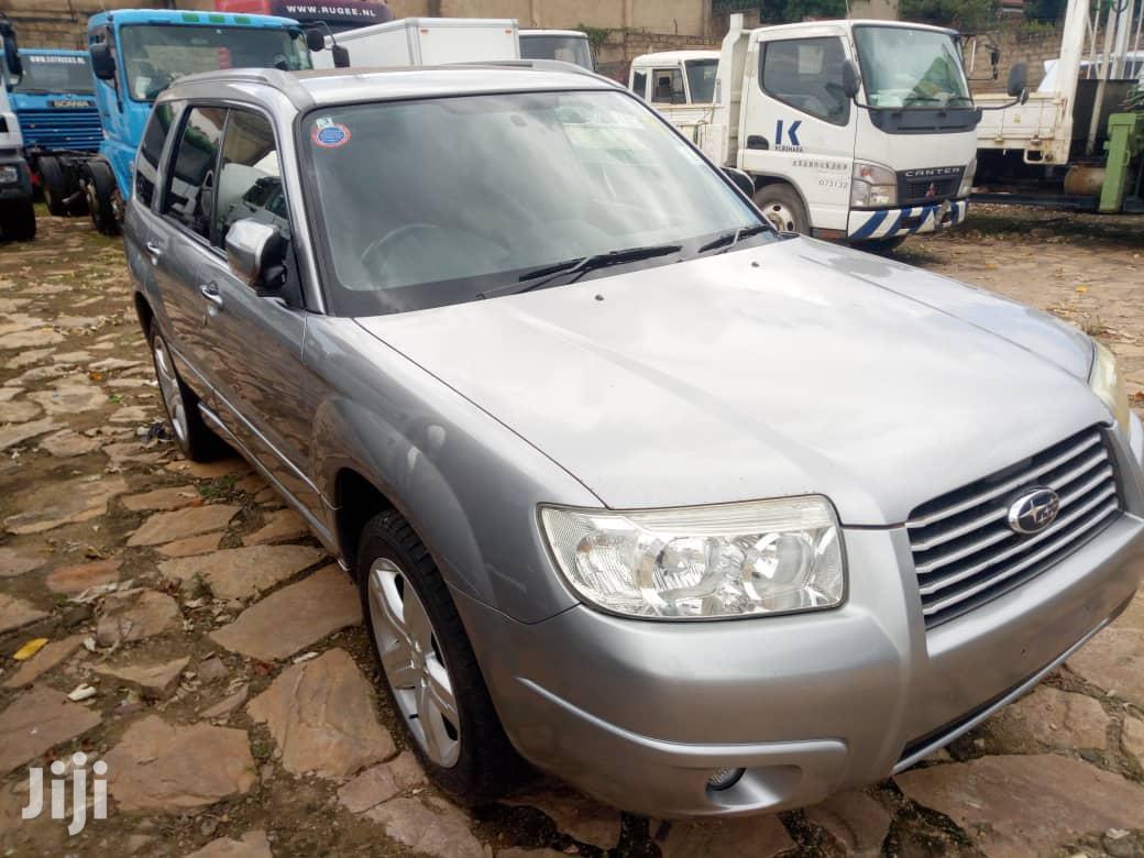 Subaru Forester 2006 Silver | Cars for sale in Kampala, Central Region, Uganda