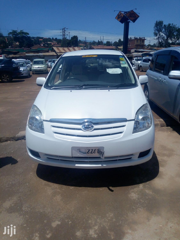 Toyota Spacio 2006 White | Cars for sale in Kampala, Central Region, Uganda