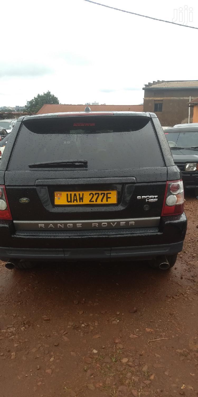 Archive: Land Rover Range Rover Vogue 2000 Black