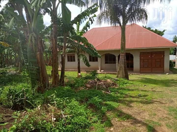 3 Bedroom House In Fort Portal For Sale