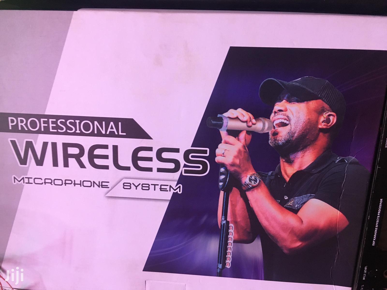 Shure Microphone | Audio & Music Equipment for sale in Kampala, Central Region, Uganda