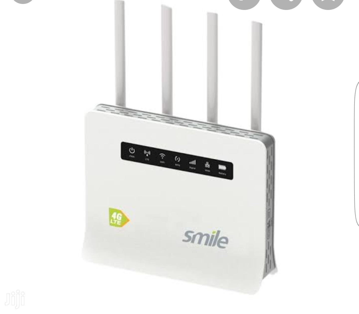Smile Router