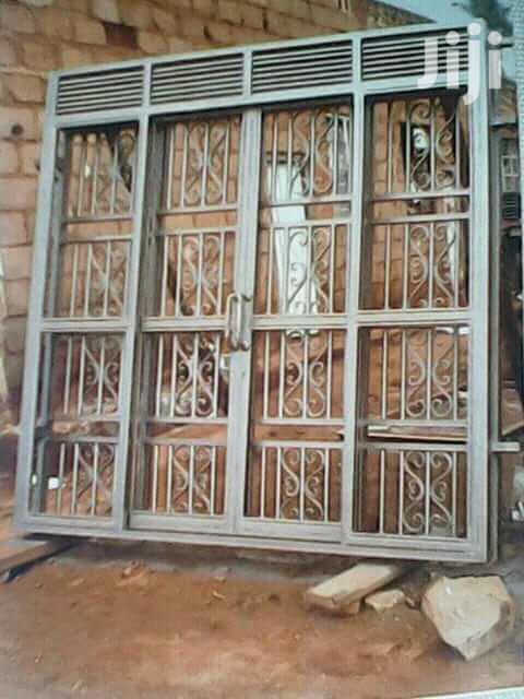 Metallic Sliding Doors( 8*8)Ft