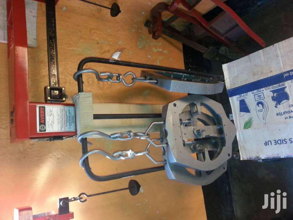 Instant Supply Of Weighing Scales On Demand