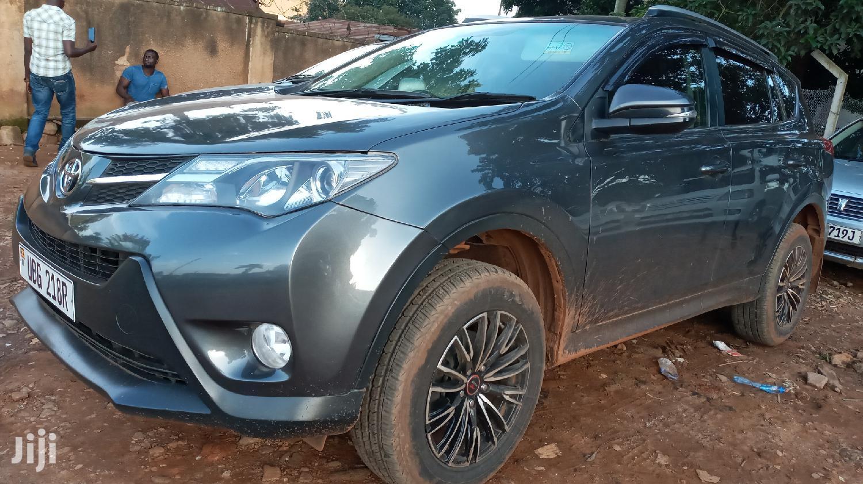Toyota RAV4 2014 Gray   Cars for sale in Kampala, Central Region, Uganda