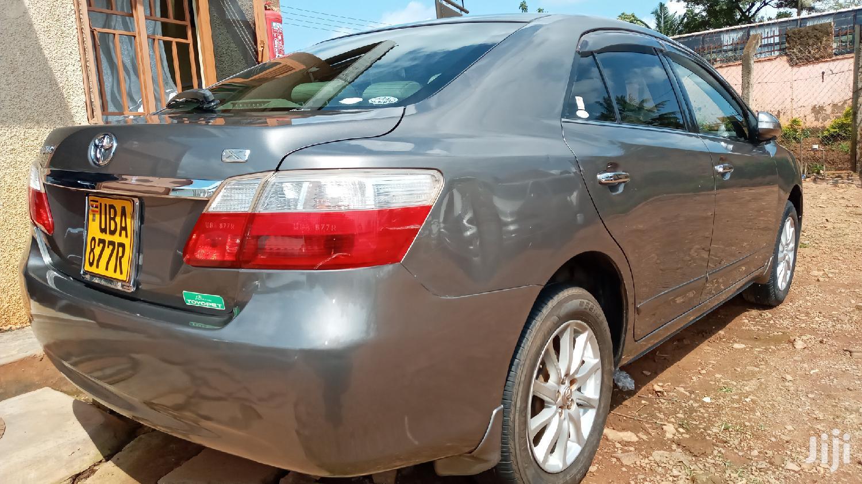 Toyota Premio 2008 Gray