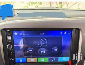 Car Radio With Bluetooth