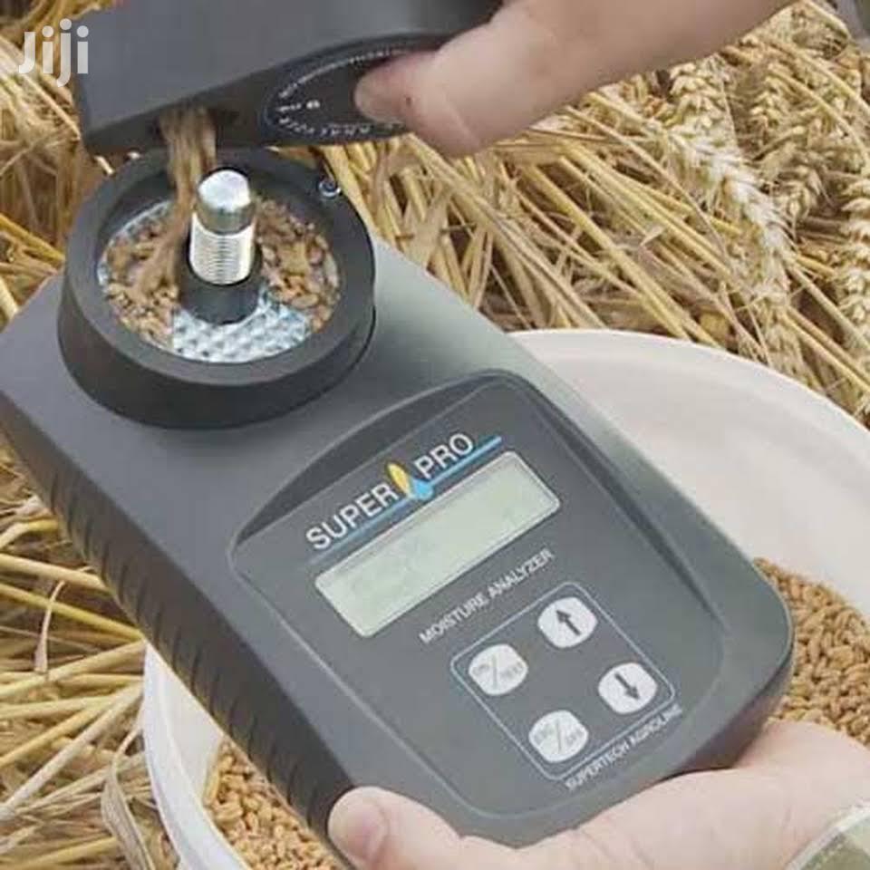 Grain Moisture Analyzer