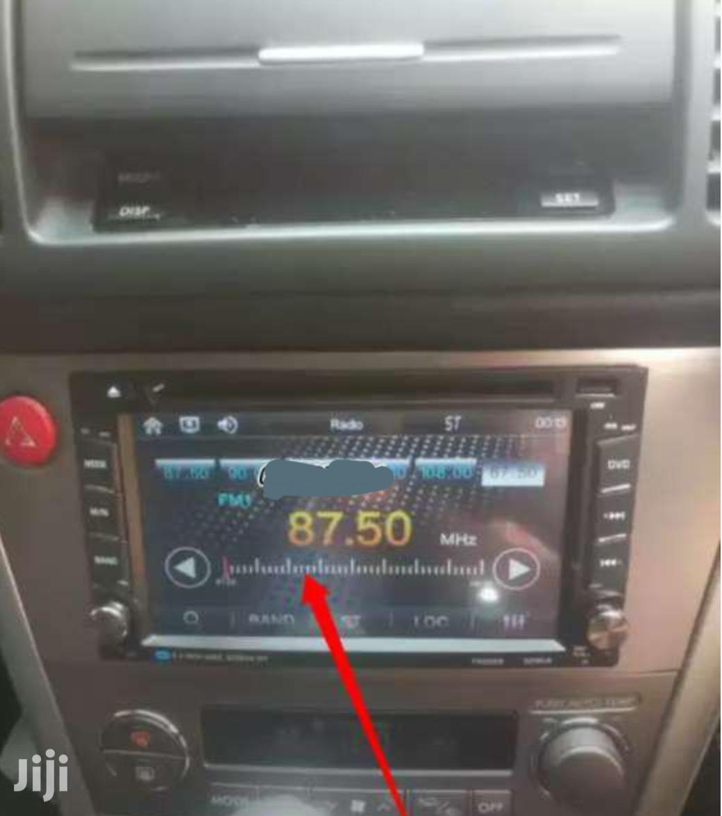 Car Subaru Radio