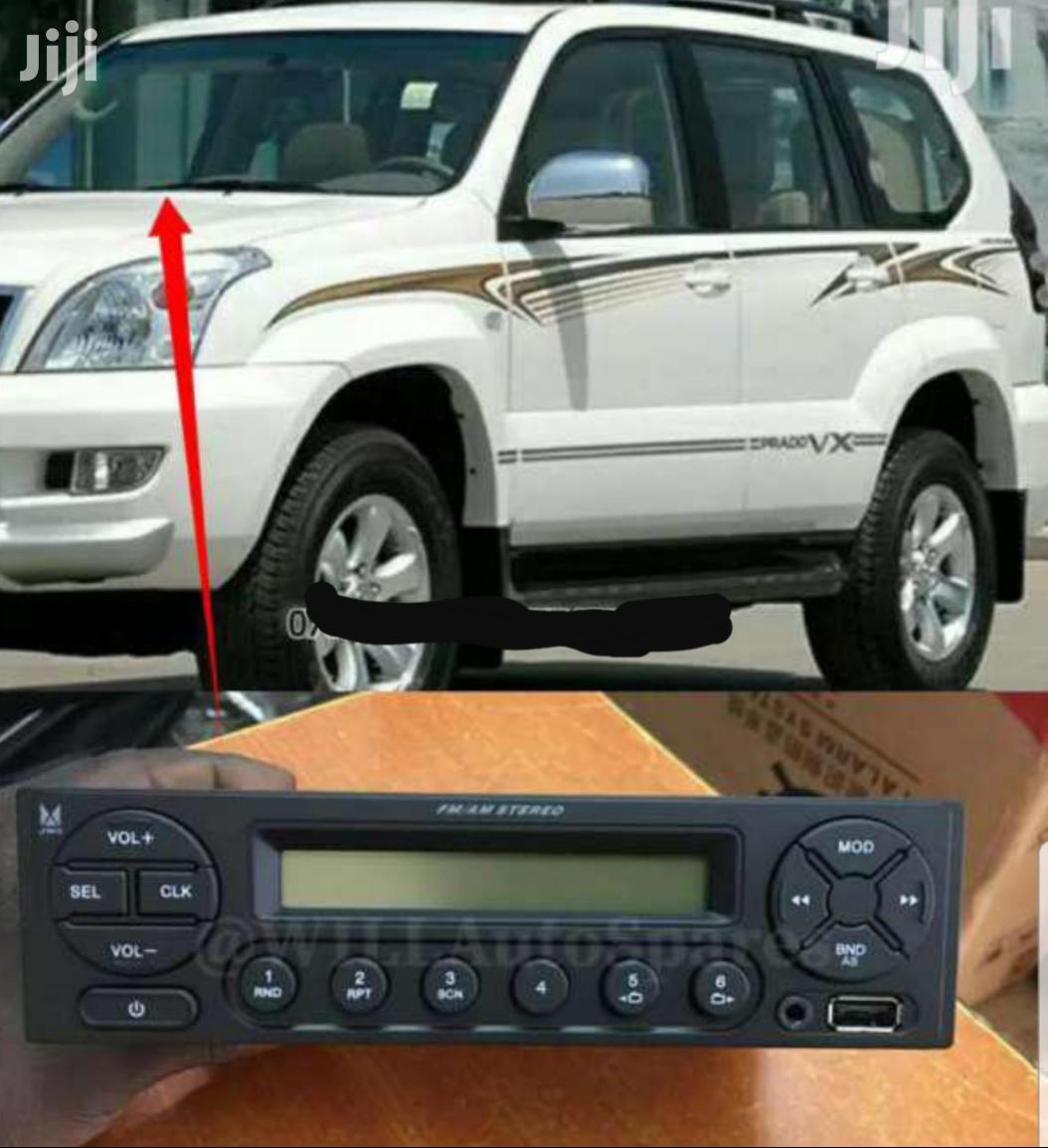 STRONG New Car Radio