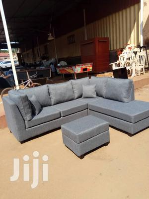L Sofa, 5 And 6 Seaters   Furniture for sale in Central Region, Kampala