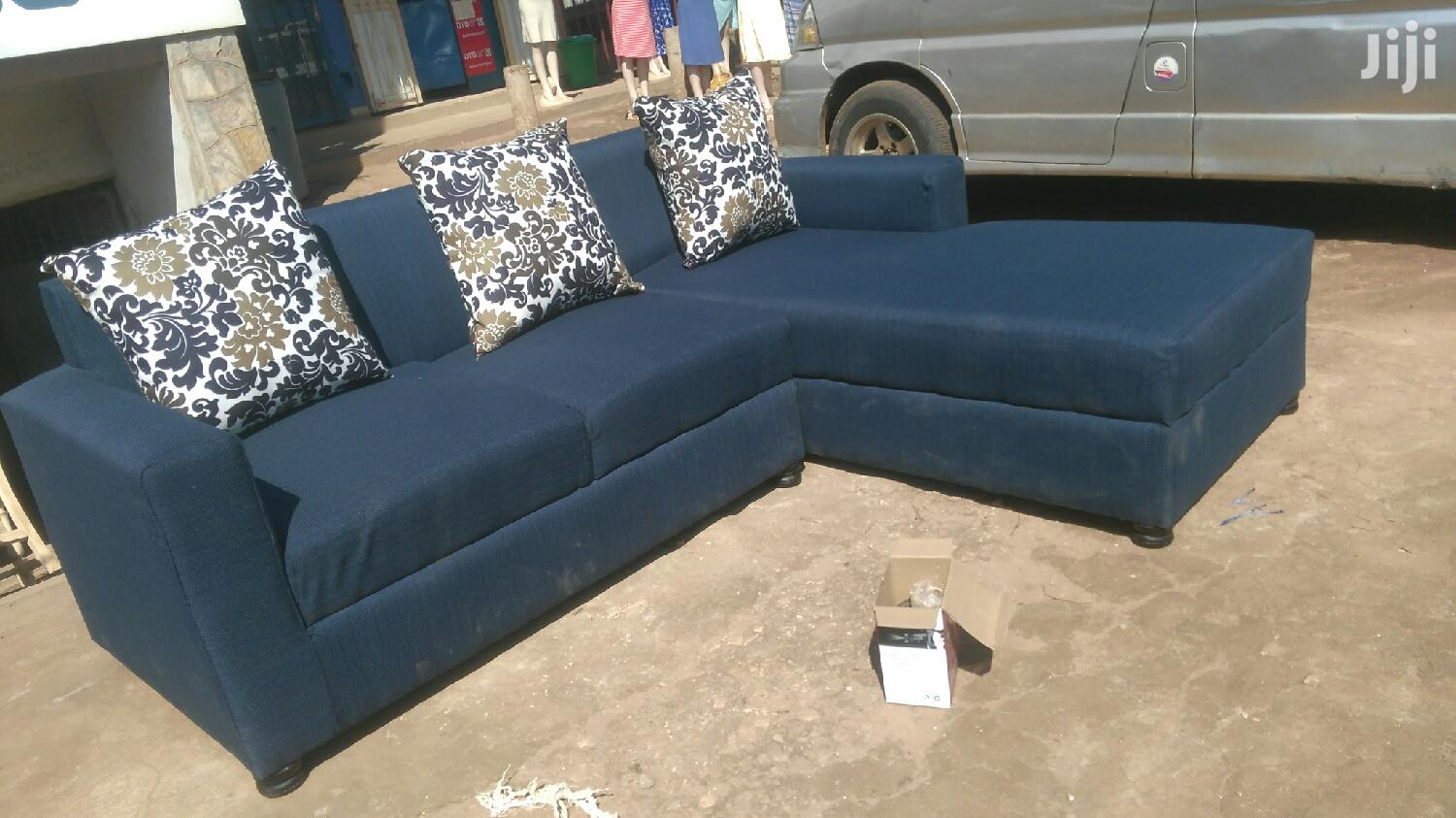 L Sofa, 5 And 6 Seaters | Furniture for sale in Kampala, Central Region, Uganda