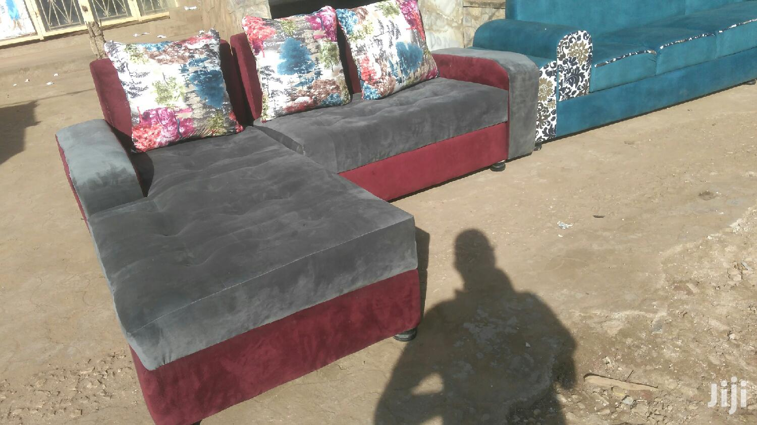 L Sofa, 5 And 6 Seaters