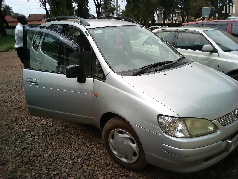 Toyota Spacio 1999 Silver