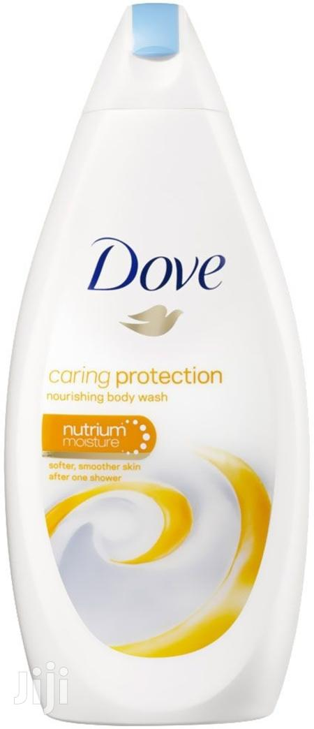 Dove Caring Protection Nourishing Body Wash 500ml
