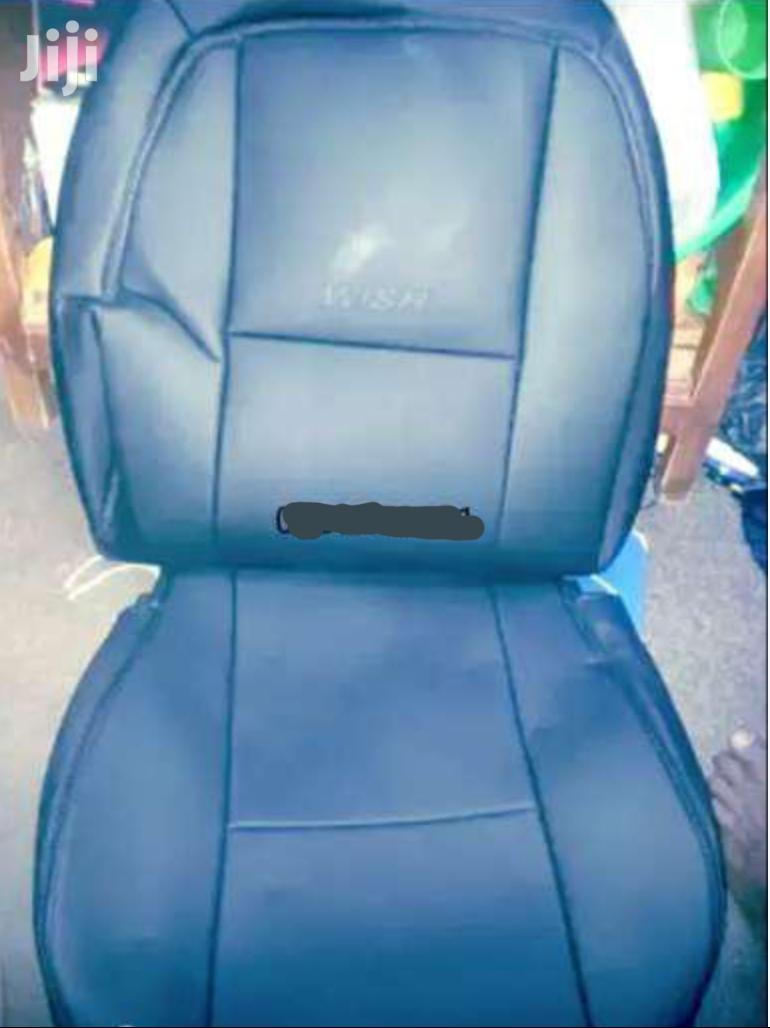 Original Seat Cover 7 Seater Car Seat Covers For TOYOTA Wish