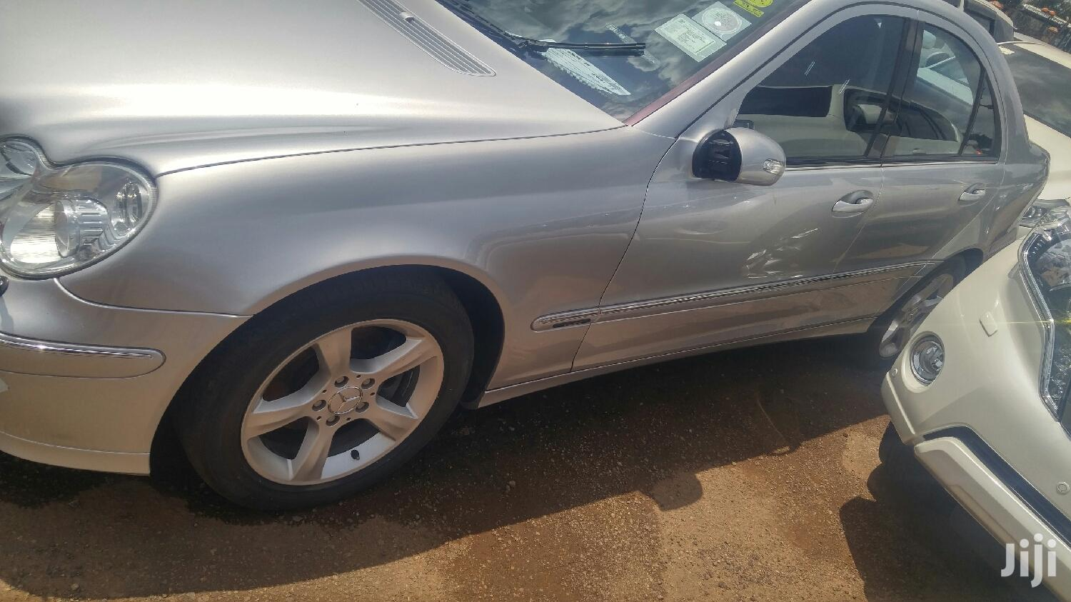 Mercedes-Benz C180 2006 Silver | Cars for sale in Kampala, Central Region, Uganda