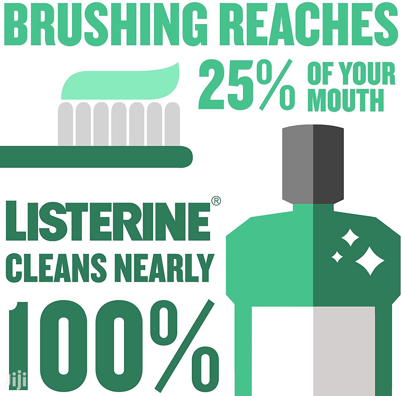 Listerine Freshburst Antiseptic Mouthwash 500ml   Bath & Body for sale in Kampala, Central Region, Uganda