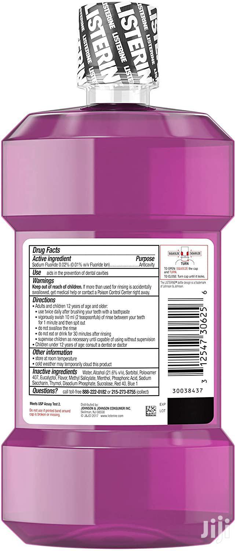 Listerine Total Care Anticavity Mouthwash, Fresh Mint Flavor 500ml | Bath & Body for sale in Kampala, Central Region, Uganda
