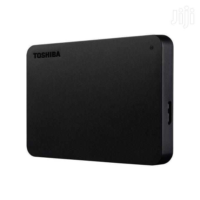 Toshiba External Hard Disk Drive 3.0 500GB